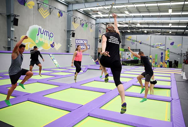 Jump With Us | JUMP Fit {keyword}